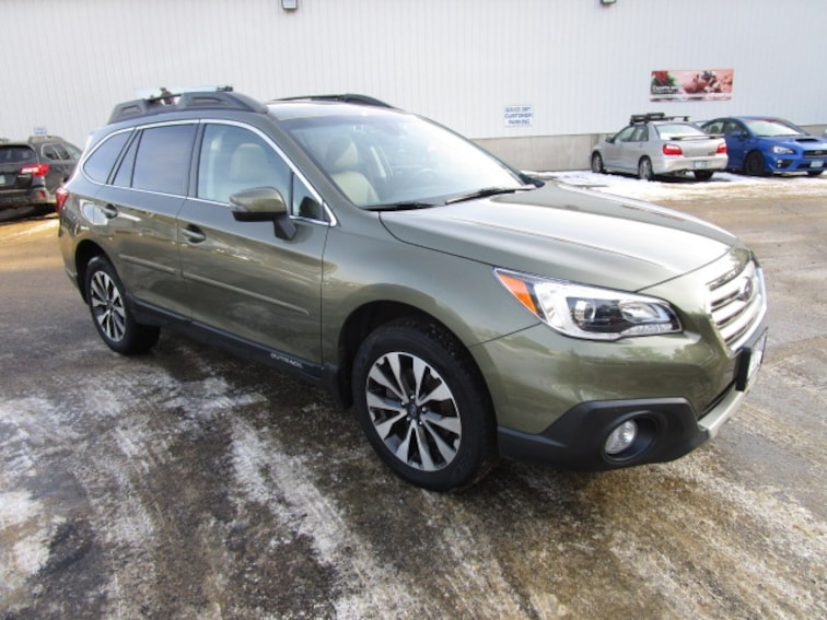 Used 2017 Subaru Outback Nav Eyesite Limited For Sale