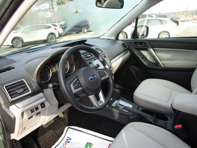 Used 2017 Subaru Forester PREMIUM 2 5i Premium For Sale Concord