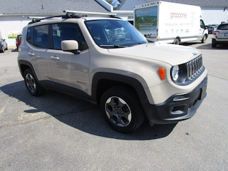Bargain Used 2016 Jeep Renegade Latitude 4x4 SUV near Concord & Manchester, NH