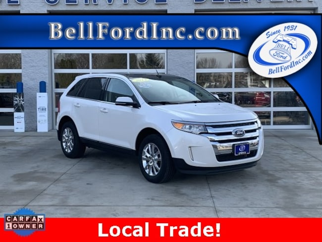 Used 2014 Ford Edge Limited SUV For sale in Arlington, WI