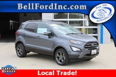 Used Vehicles for sale 2018 Ford EcoSport SES SUV in Arlington WI
