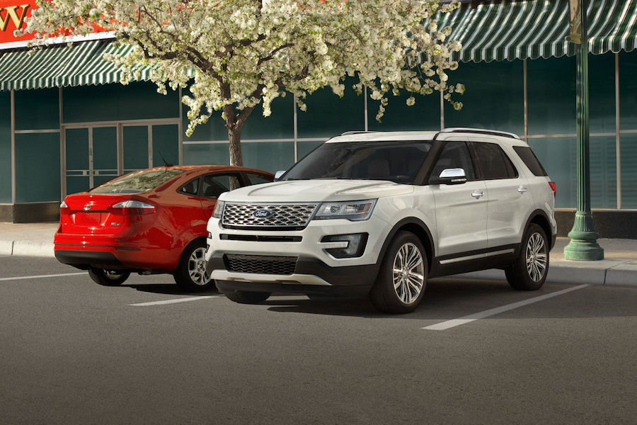 2018 Ford Explorer soon to be available near Poynette