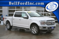 New Ford for sale 2019 Ford F-150 Lariat Truck SuperCrew Cab in Arlington WI