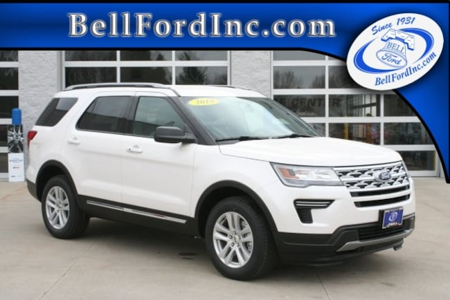 New 2019 Ford Explorer XLT SUV for sale in Arlington WI