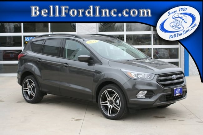 New 2019 Ford Escape SEL SUV for sale in Arlington WI