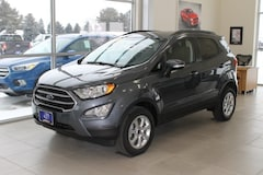 New Ford for sale 2018 Ford EcoSport SE SUV in Arlington WI