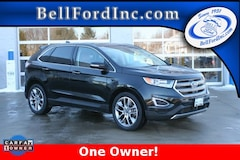 Certified Used 2015 Ford Edge Titanium SUV For sale in Arlington, WI