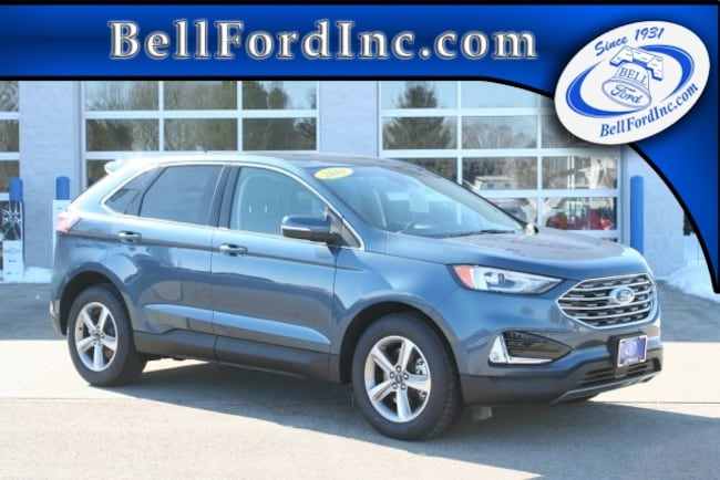 New 2019 Ford Edge SEL SUV for sale in Arlington WI