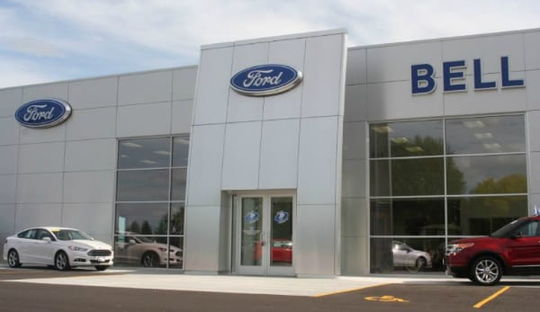 Bell Ford serving DeForest