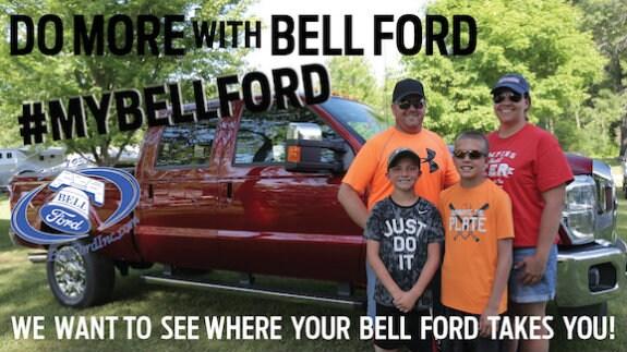 #MyBellFord