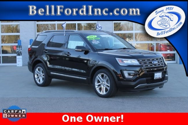Used 2017 Ford Explorer XLT SUV For sale in Arlington, WI