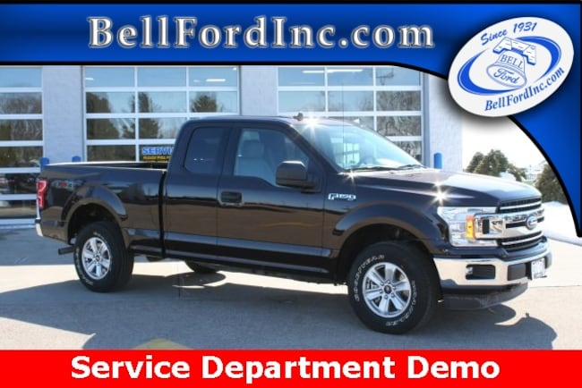 New 2019 Ford F-150 Lariat Truck SuperCab Styleside for sale in Arlington WI