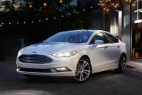 2017 Ford Fusion in Arlington WI