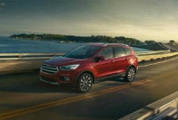 2017 Ford Escape near DeForest