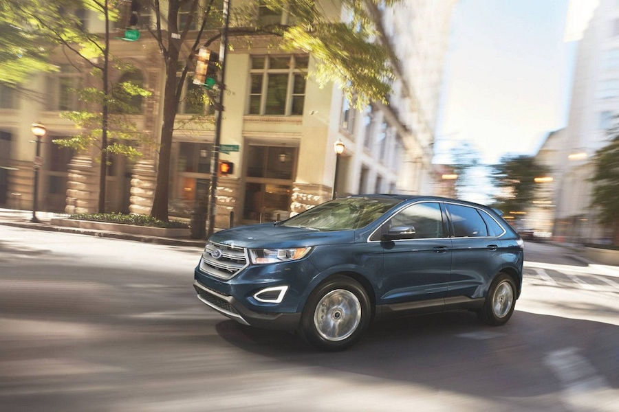 Ford Edge Available In Arlington Wi