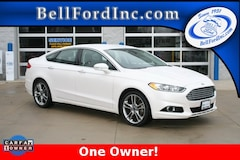 Used Vehicles for sale 2016 Ford Fusion Titanium Sedan in Arlington WI