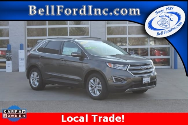 Certified Pre-Owned 2015 Ford Edge SEL SUV For Sale In Arlington