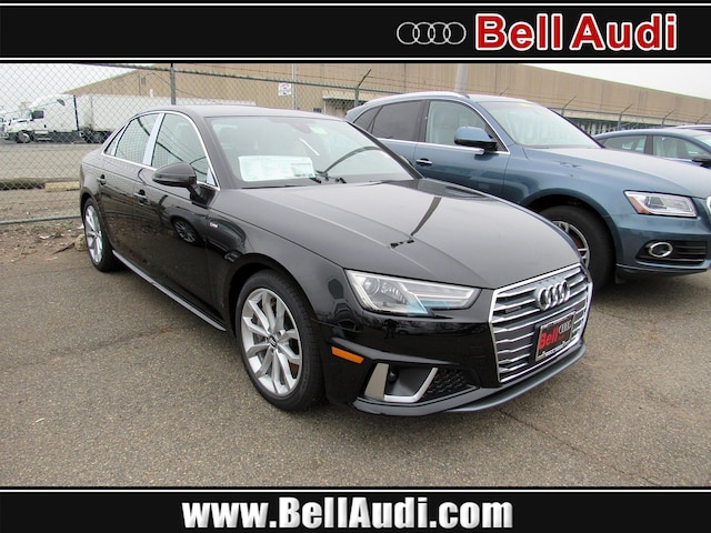 New 2019 Audi A4 2.0T Premium Sedan WAUDNAF46KN006133 For sale near New Brunswick NJ