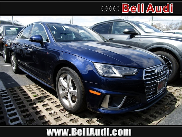 New 2019 Audi A4 2.0T Premium Sedan WAUDNAF41KA022828 For sale near New Brunswick NJ