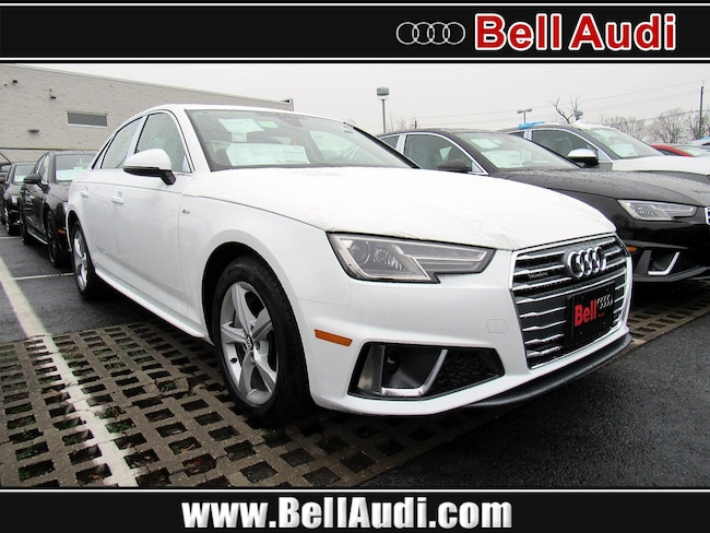 New 2019 Audi A4 2.0T Premium Sedan For sale near New Brunswick NJ