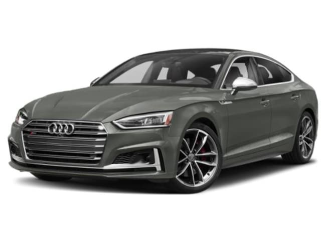New 2019 Audi S5 3.0T Premium Plus Sportback For sale near New Brunswick NJ