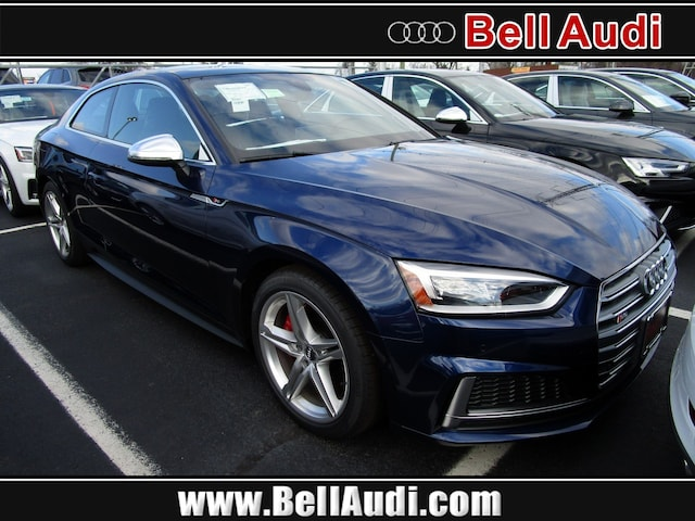 New 2019 Audi S5 3.0T Premium Plus Coupe For sale near New Brunswick NJ
