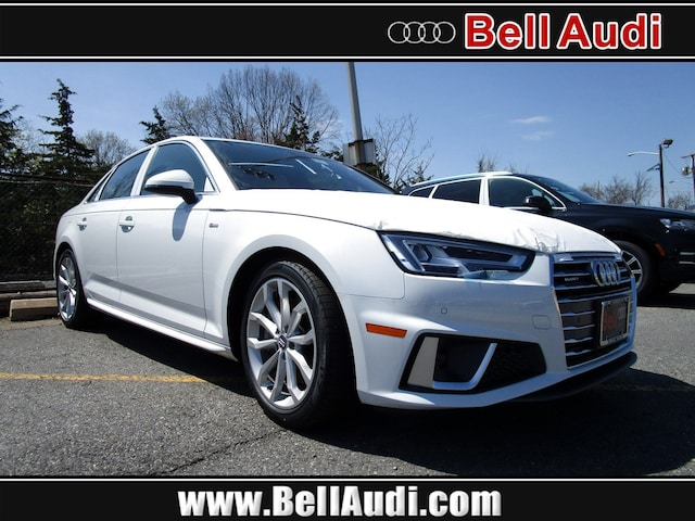 New 2019 Audi A4 2.0T Premium Plus Sedan For sale near New Brunswick NJ