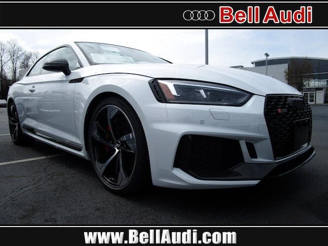 New 2019 Audi RS 5 2.9T Coupe WUAPWAF59KA903365 For sale near New Brunswick NJ