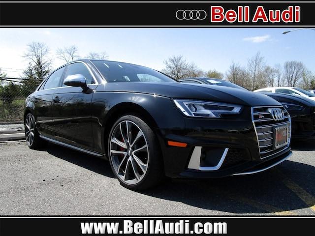 New 2019 Audi S4 3.0T Premium Plus Sedan WAUB4AF41KA005439 For sale near New Brunswick NJ