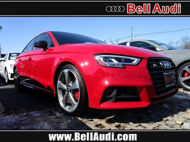 New 2019 Audi S3 2.0T Premium Plus Sedan For sale near New Brunswick NJ