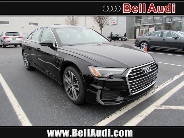 New 2019 Audi A6 3.0T Premium Plus Sedan WAUL2AF25KN044990 For sale near New Brunswick NJ
