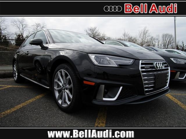 New 2019 Audi A4 2.0T Premium Sedan For sale near New Brunswick NJ