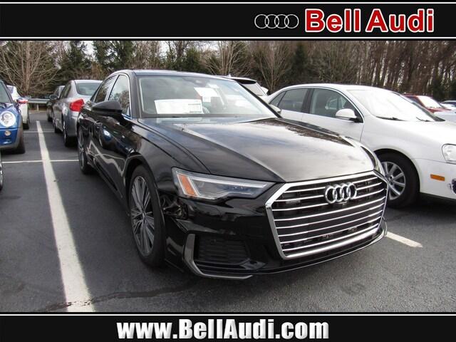 New 2019 Audi A6 3.0T Premium Plus Sedan WAUL2AF28KN038911 For sale near New Brunswick NJ