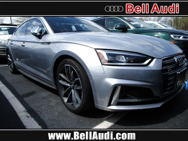 New 2019 Audi S5 3.0T Prestige Sportback WAUC4CF56KA017756 For sale near New Brunswick NJ