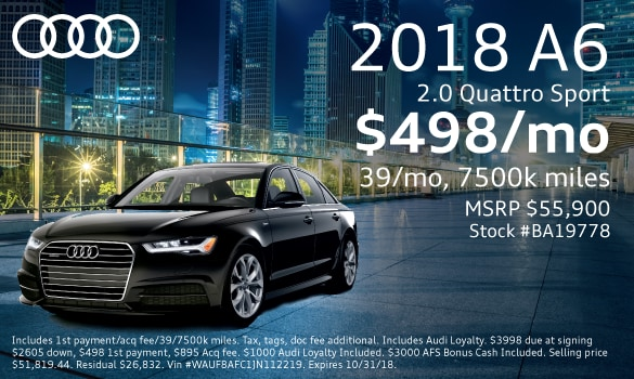 New Audi Lease Specials Edison NJ New Car Deals - Audi lease deals nj