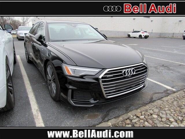 New 2019 Audi A6 3.0T Premium Plus Sedan WAUL2AF26KN020746 For sale near New Brunswick NJ