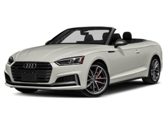 New 2019 Audi S5 3.0T Premium Plus Cabriolet For sale near New Brunswick NJ