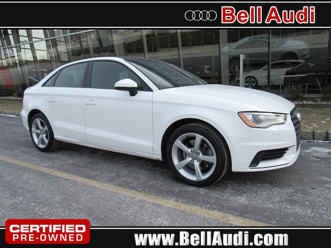 Certified Pre-Owned 2016 Audi A3 2.0T Premium Sedan For sale near New Brunswick NJ