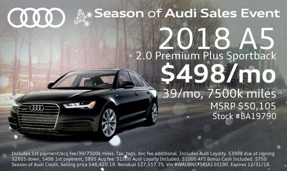 New Audi Lease Specials Edison Nj New Car Deals