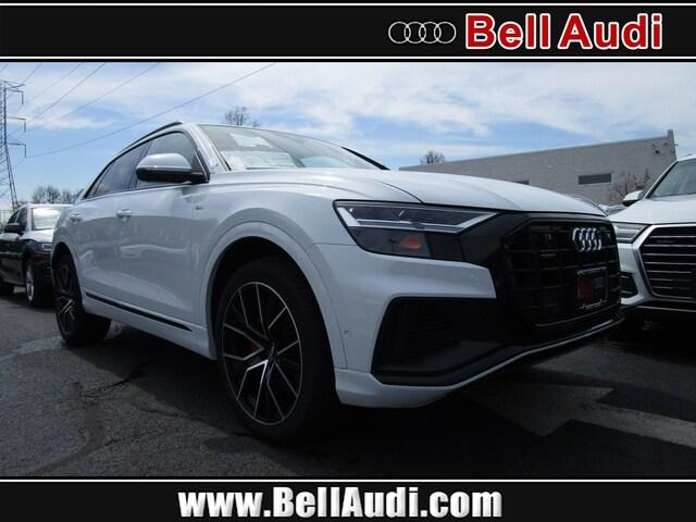 New 2019 Audi Q8 3.0T Premium Plus SUV WA1EVAF17KD026873 For sale near New Brunswick NJ