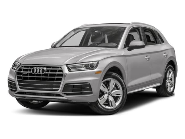 New 2018 Audi Q5 2.0T Tech Premium SUV For sale near New Brunswick NJ