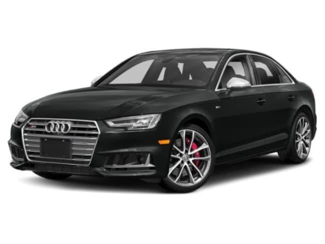 New 2019 Audi S4 3.0T Premium Sedan For sale near New Brunswick NJ