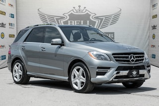 2015 Mercedes-Benz ML350 BlueTEC 360 CAMERA NAVIGATION PANO-ROOF LEATHER  SUV DYNAMIC_PREF_LABEL_INVENTORY_LISTING_DEFAULT_AUTO_USED_INVENTORY_LISTING2_ALTATTRIBUTEAFTER