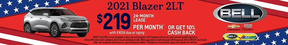 2021 Blazer