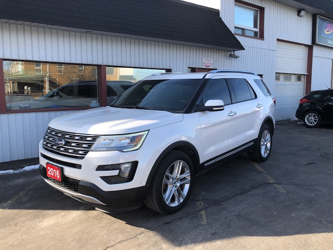 2016 Ford Explorer Limited *LOADED* SUV