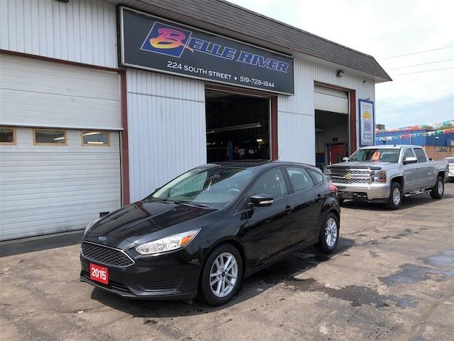 2015 Ford Focus SE *VALUE PRICED TO SAVE YOU MONEY$$$* Hatchback