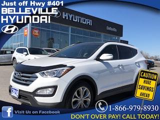 2016 Hyundai Santa Fe Sport Limited SUV