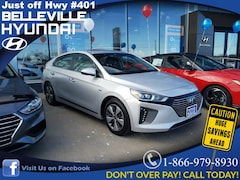 2019 Hyundai Ioniq Plug-In Hybrid Preferred Hatchback