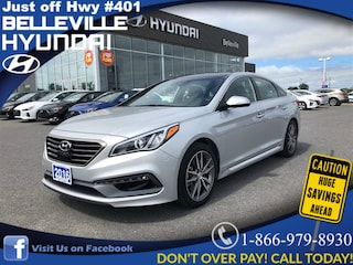 2016 Hyundai Sonata 2.0T Sport Ultimate Sedan