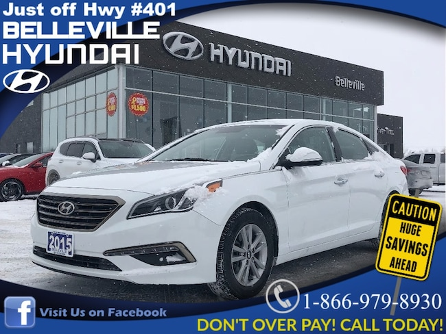 2015 Hyundai Sonata 2.4L GLS, heated seats,dual zone climate Sedan
